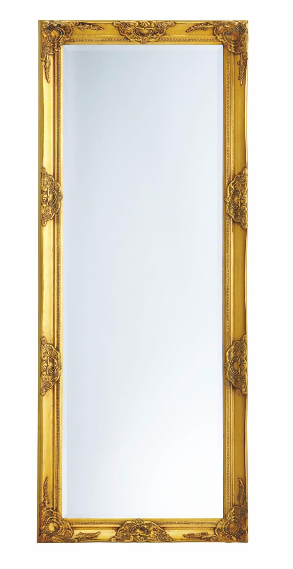 guld spejl Facetslebet Guld spejl 60x150cm   se mange Guld spejle guld spejl