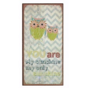 Magnet 5x10cm You Are My Sunshine