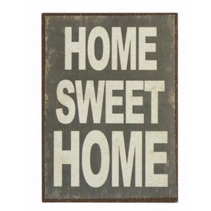 Magnet 5x7cm Home Sweet Home