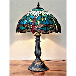 Tiffany bordlampe DA07