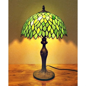 Tiffany bordlampe Tiffany DA163