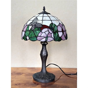 Tiffany bordlampe DA22