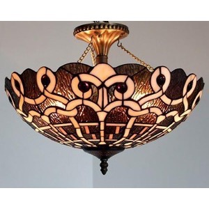 Tiffany loft lampe TiffanyDD72